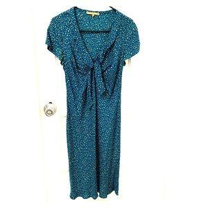 Silk 40's style dress 👗